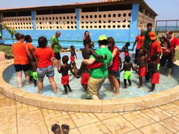 Immagine E' iniziato il campo estivo per i bambini ospiti di Suor Marcella ad Haiti!