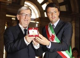 Immagine Discorso di Mauro Barsi alla consegna del Fiorino d'Oro