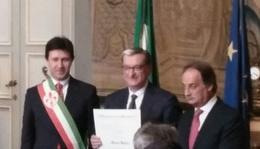 Immagine Il Presidente Mauro Barsi è stato nominato Cavaliere al Merito della Repubblica Italiana